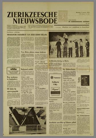 Zierikzeesche Nieuwsbode 1970-01-05