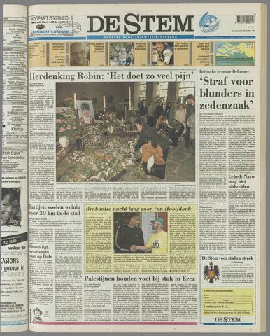 de Stem 1996-10-07