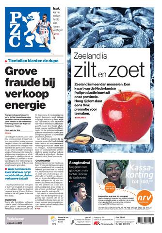 Provinciale Zeeuwse Courant 2019-05-03