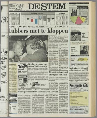 de Stem 1989-09-07