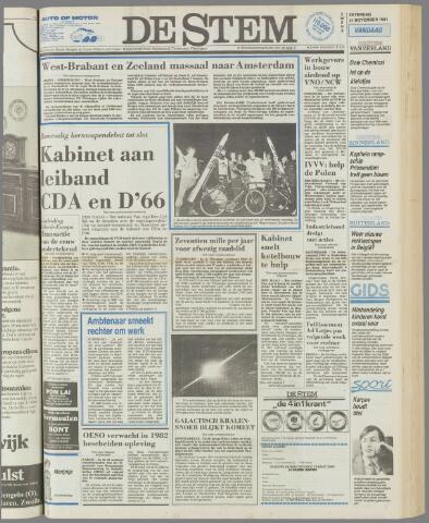 de Stem 1981-11-21