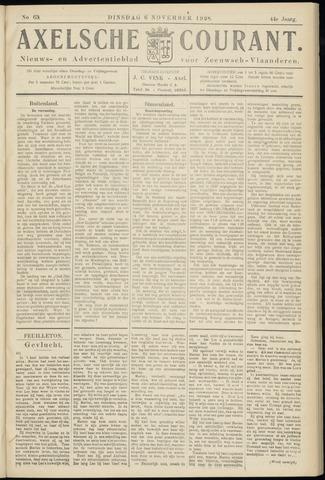 Axelsche Courant 1928-11-06