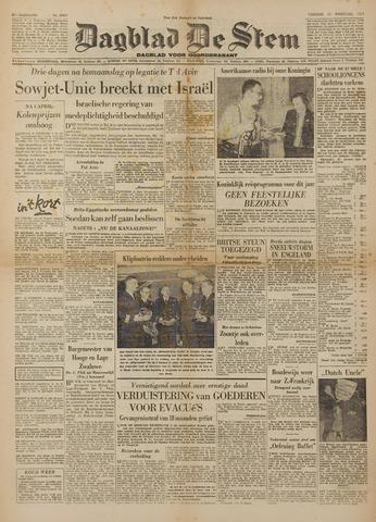 Watersnood documentatie 1953 - kranten 1953-02-13