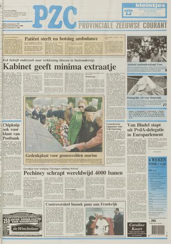 Provinciale Zeeuwse Courant 1996-09-20