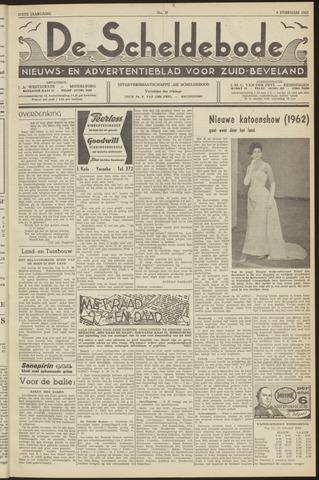 Scheldebode 1962-02-09