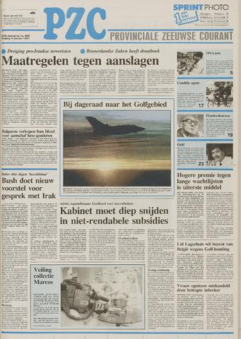 Provinciale Zeeuwse Courant 1991-01-04