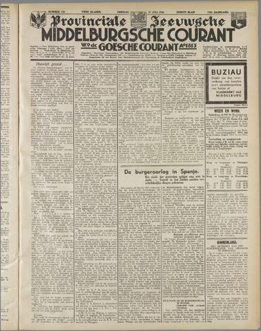 Middelburgsche Courant 1936-07-21