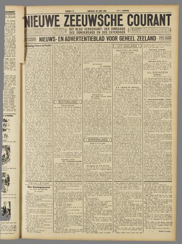 Nieuwe Zeeuwsche Courant 1931-06-30