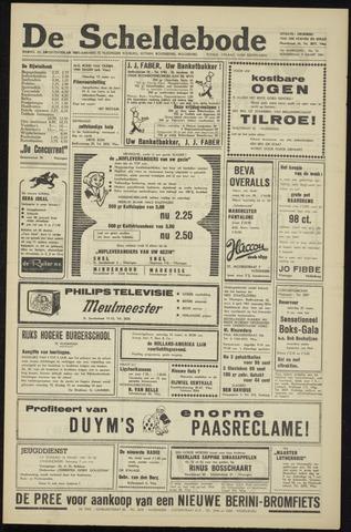 Scheldebode 1961-03-09