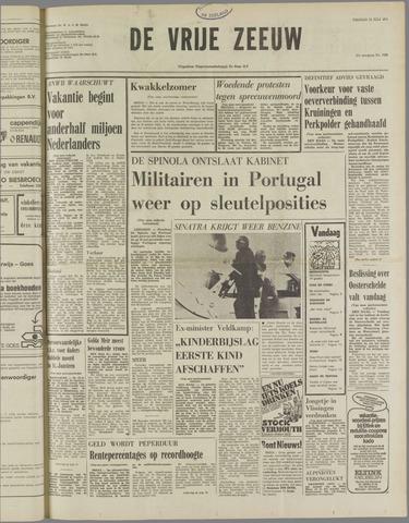 de Vrije Zeeuw 1974-07-12