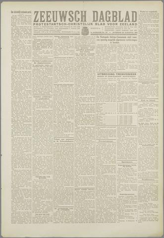 Zeeuwsch Dagblad 1945-08-25