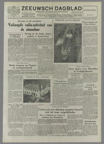 Zeeuwsch Dagblad 1955-11-29
