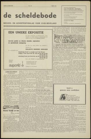 Scheldebode 1971-05-07