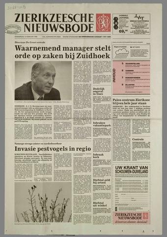 Zierikzeesche Nieuwsbode 1996-02-15