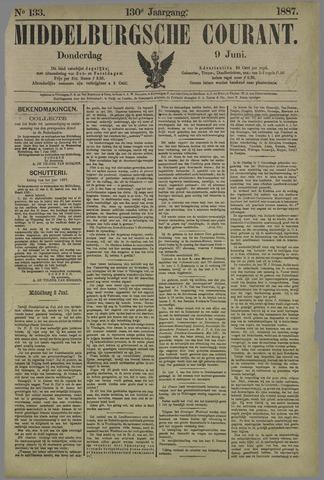 Middelburgsche Courant 1887-06-09