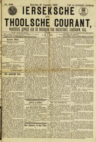 Ierseksche en Thoolsche Courant 1907-08-17