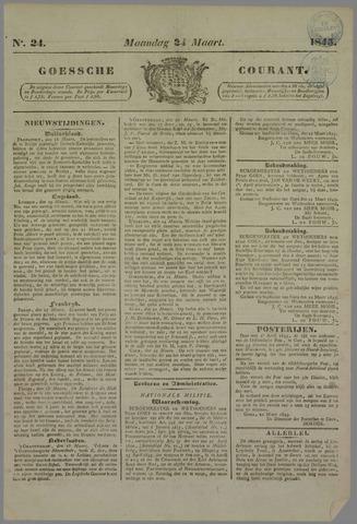 Goessche Courant 1845-03-24