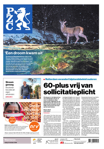 Provinciale Zeeuwse Courant 2018-10-19