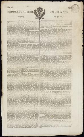 Middelburgsche Courant 1814-05-31