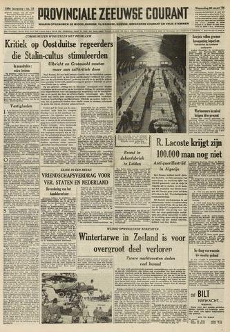 Provinciale Zeeuwse Courant 1956-03-28
