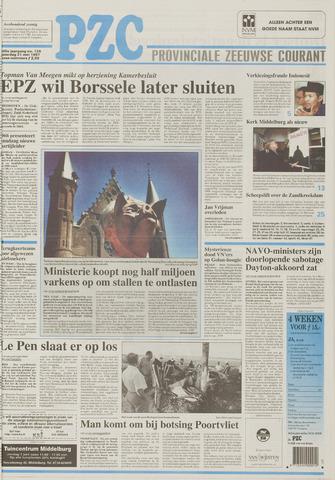 Provinciale Zeeuwse Courant 1997-05-31