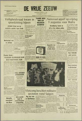 de Vrije Zeeuw 1968-08-07