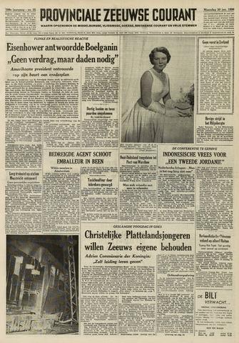 Provinciale Zeeuwse Courant 1956-01-30