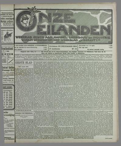 Onze Eilanden 1919-12-20