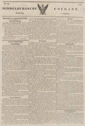 Middelburgsche Courant 1844-08-01