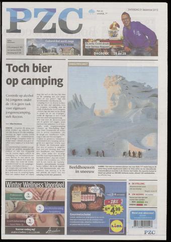 Provinciale Zeeuwse Courant 2013-12-21