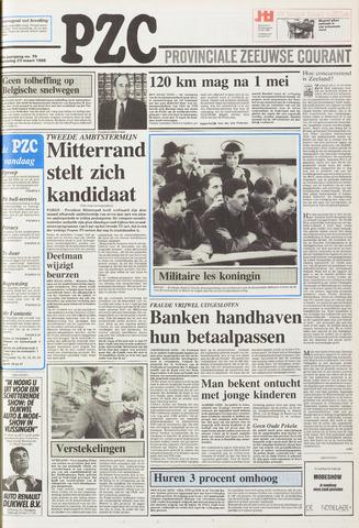 Provinciale Zeeuwse Courant 1988-03-23