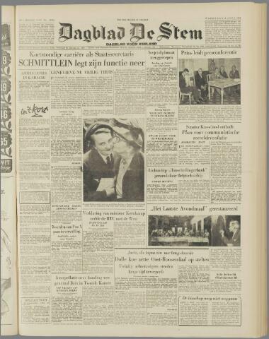 de Stem 1954-06-02
