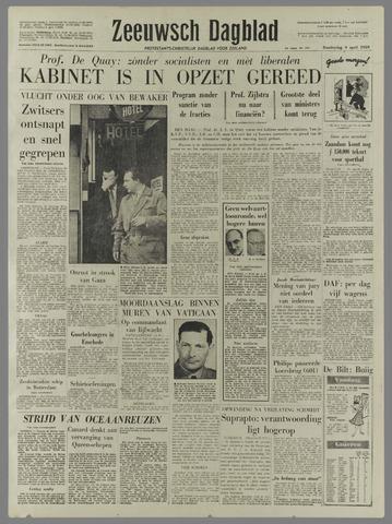Zeeuwsch Dagblad 1959-04-09