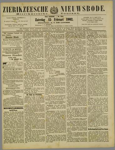 Zierikzeesche Nieuwsbode 1902-02-15