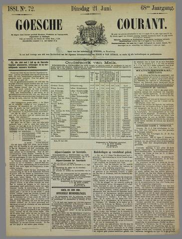 Goessche Courant 1881-06-21