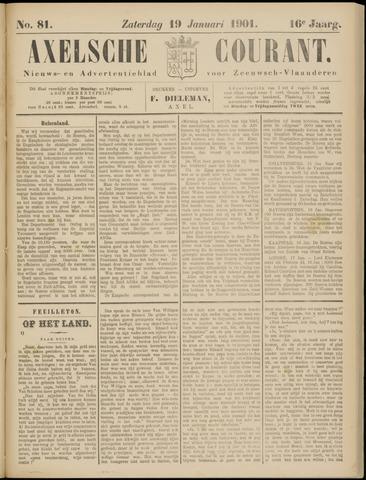 Axelsche Courant 1901-01-19