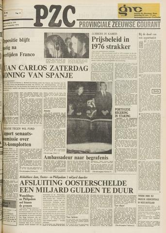 Provinciale Zeeuwse Courant 1975-11-21