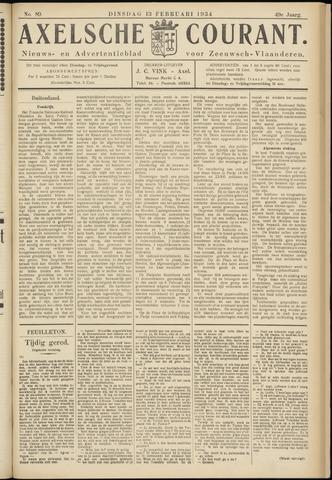 Axelsche Courant 1934-02-13