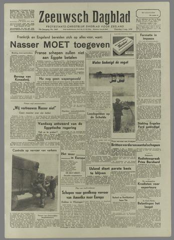 Zeeuwsch Dagblad 1956-08-04