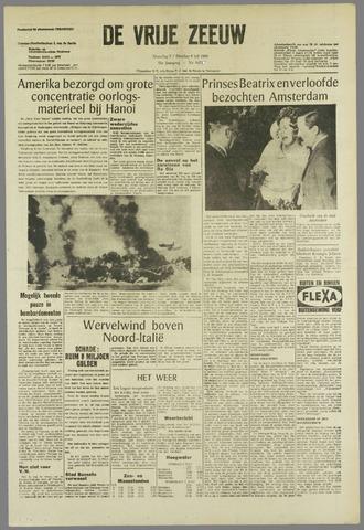 de Vrije Zeeuw 1965-07-05