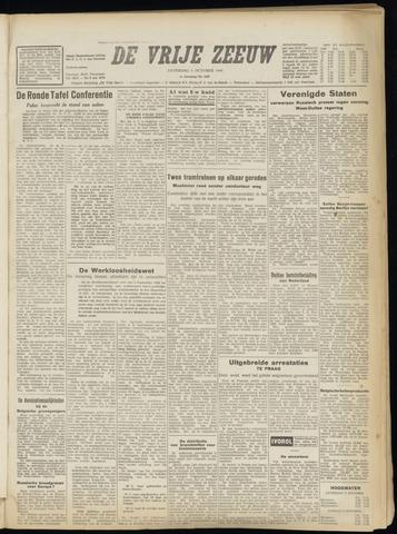 de Vrije Zeeuw 1949-10-08