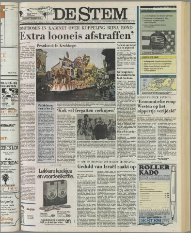 de Stem 1991-02-13