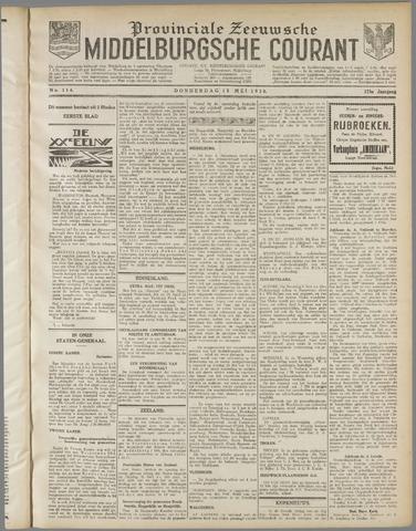 Middelburgsche Courant 1930-05-15