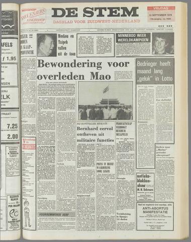 de Stem 1976-09-10