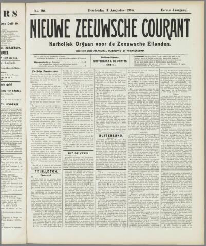 Nieuwe Zeeuwsche Courant 1905-08-03