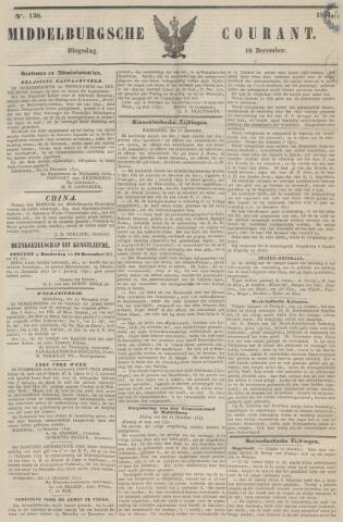 Middelburgsche Courant 1851-12-16