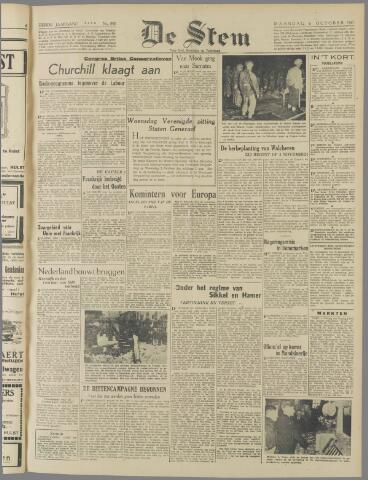 de Stem 1947-10-06