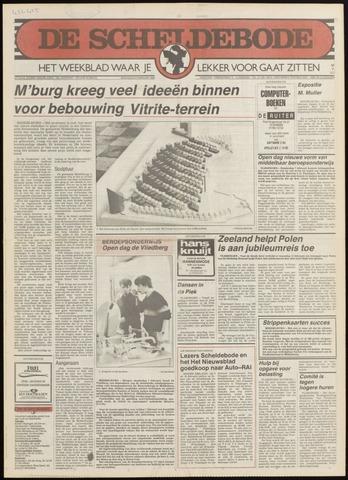 Scheldebode 1985-01-31
