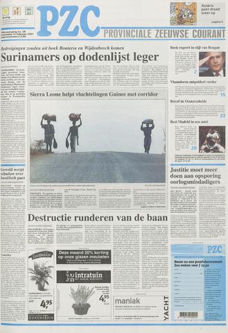 Provinciale Zeeuwse Courant 2001-02-14