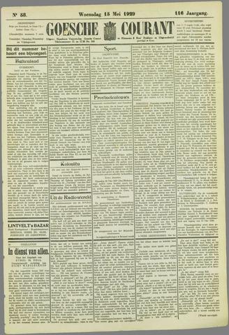 Goessche Courant 1929-05-15